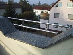 franz sische balkone aus edelstahl heidelberg. Black Bedroom Furniture Sets. Home Design Ideas