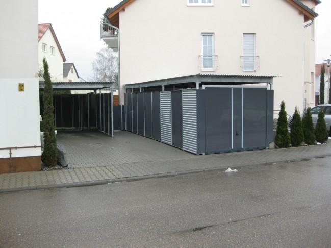 carport aus edelstahl heidelberg. Black Bedroom Furniture Sets. Home Design Ideas